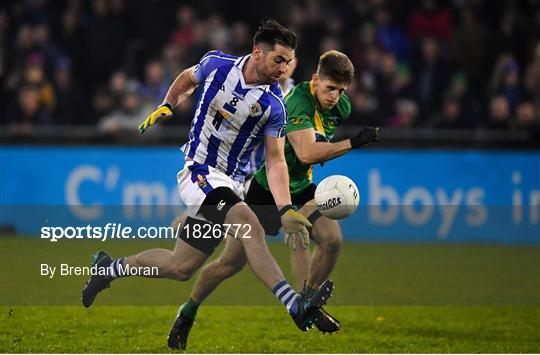 Thomas Davis v Ballyboden St Enda's - Dublin County Senior Club Football Championship Final