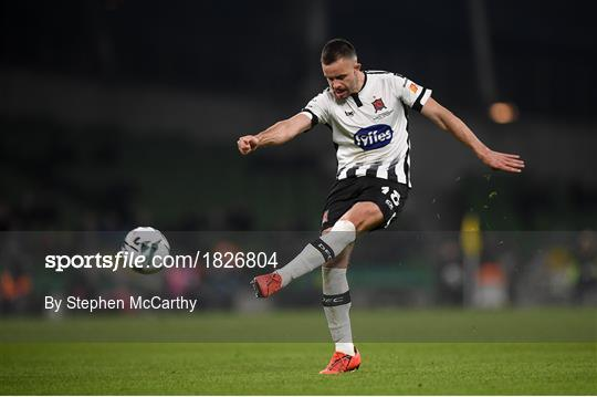 Dundalk v Shamrock Rovers - extra.ie FAI Cup Final