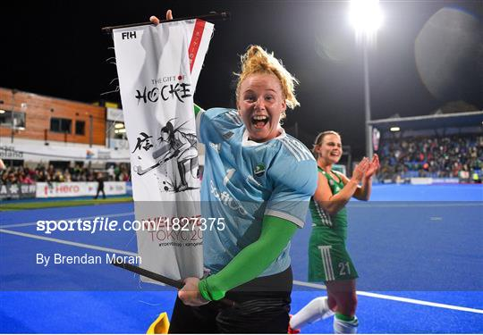 Ireland v Canada - FIH Women's Olympic Qualifier