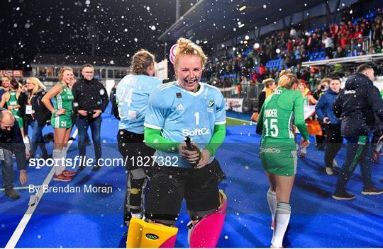 Ireland v Canada - FIH Women's Olympic Qualifier