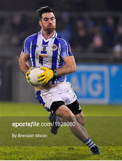 Thomas Davis v Ballyboden St Enda's - Dublin County Senior Club Football Championship Final