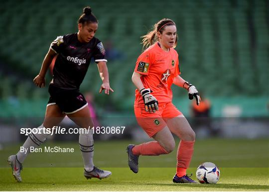 Wexford Youths v Peamount United - Só Hotels FAI Women's Cup Final