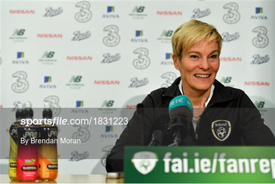 Republic of Ireland WNT Squad Announcement