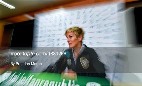 Republic of Ireland WNT Squad Announcement