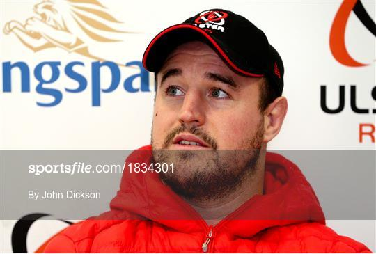 Ulster Rugby Match Briefing