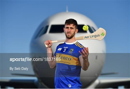 Aer Lingus Super 11s Jersey Launch