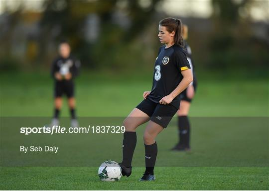 Republic of Ireland WNT Training Session
