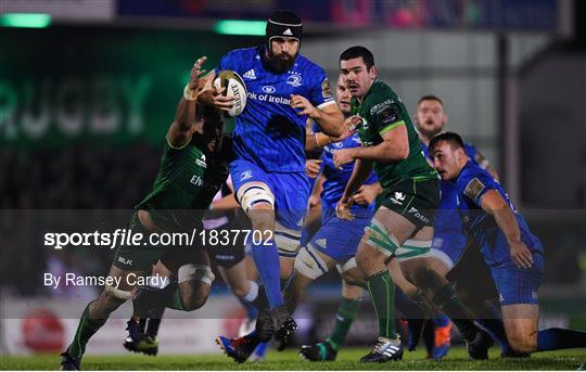 Connacht v Leinster - Guinness PRO14 Round 6