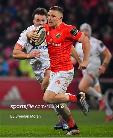 Munster v Ulster - Guinness PRO14 Round 6