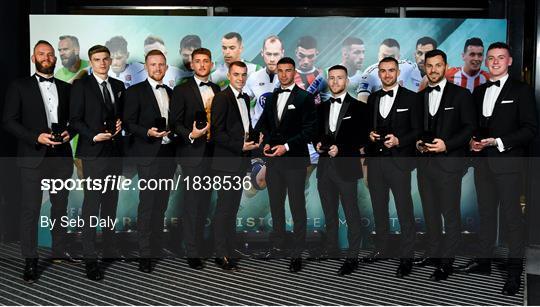 PFA Ireland Awards 2019