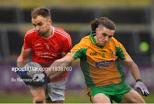 Corofin v Ballintubber - AIB Connacht GAA Football Senior Club Football Championship Semi-Final