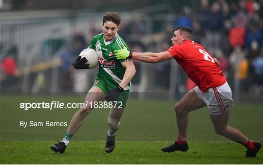 Éire Óg v Sarsfields - AIB Leinster GAA Football Senior Club Championship Quarter-Final