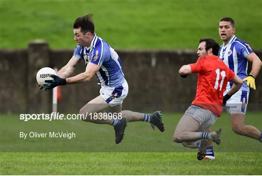 Newtown Blues v Ballyboden St Enda's - AIB Leinster GAA Football Senior Club Championship Quarter-Final