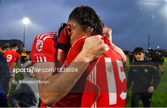 East Kerry v Dr. Crokes - Kerry County Senior Club Football Championship Final
