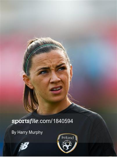 Greece v Republic of Ireland - UEFA Women's 2021 European Championships Qualifier - Group I