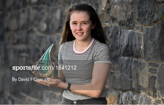 The Croke Park/LGFA Player of the Month award for October