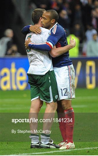France v Republic of Ireland - FIFA 2010 World Cup Qualifying Play-off 2nd Leg