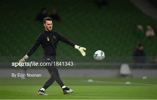 Republic of Ireland v New Zealand - 3 International Friendly