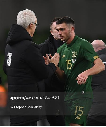 Republic of Ireland v New Zealand - 3 International Friendly