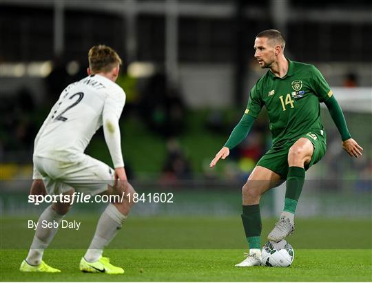 Republic of Ireland v New Zealand - International Friendly