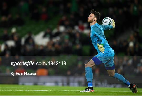 Republic of Ireland v New Zealand - International Friendly