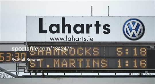 Ballyhale Shamrocks v St Martin's - AIB Leinster GAA Hurling Senior Club Championship semi-final