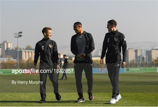Armenia v Republic of Ireland - UEFA European U21 Championship Qualifier Group 1