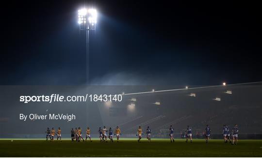 Clontibret v Naomh Conaill - AIB Ulster GAA Football Senior Club Championship Semi-Final