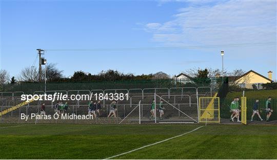 St Mullins v Rathdowney Errill - AIB Leinster GAA Hurling Senior Club Championship semi-final