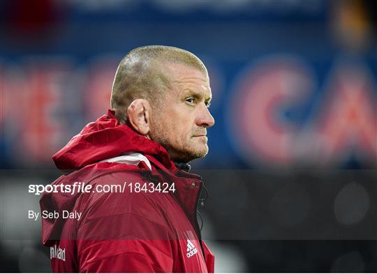 Ospreys v Munster - Heineken Champions Cup Pool 4 Round 1