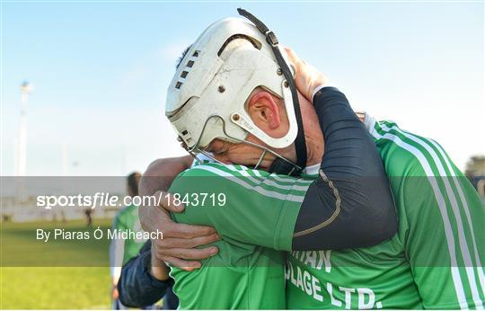 St Mullins v Rathdowney Errill - AIB Leinster GAA Hurling Senior Club Championship semi-final