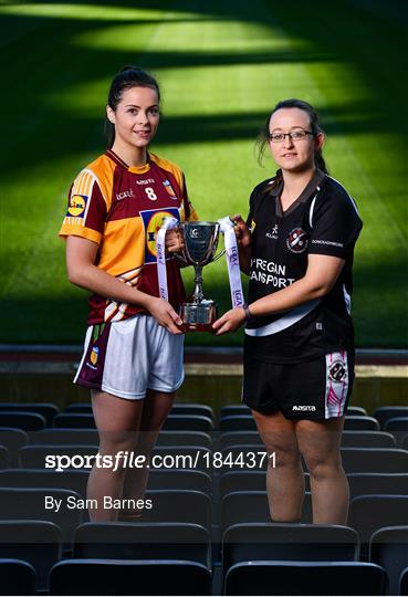 2019 All-Ireland Ladies Club Football Finals – Captains Day
