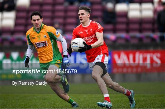 Corofin v Ballintubber - AIB Connacht GAA Football Senior Club Football Championship Semi-Final