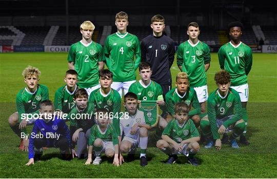 Republic of Ireland v Poland - U15 International Friendly