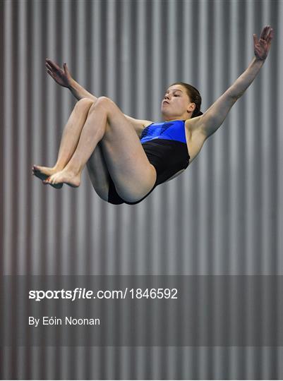 2019 Irish Open Diving Championships