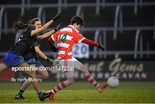 Naomh Ciaran v Naomh Pól - All-Ireland Ladies Intermediate Club Championship Final