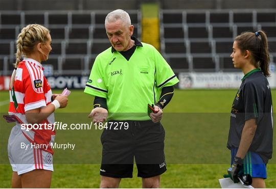 Naomh Ciaran v Naomh Pól - All-Ireland Ladies Intermediate Club Championship Final