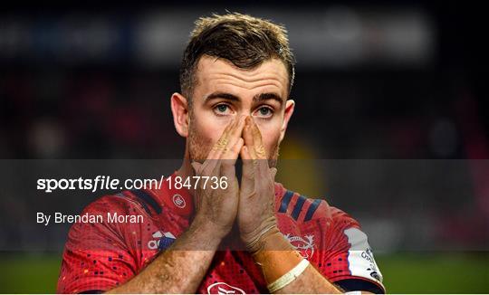 Munster v Racing 92 - Heineken Champions Cup Pool 4 Round 2