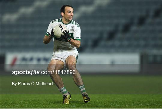 Portlaoise v Éire Óg - AIB Leinster GAA Football Senior Club Championship Semi-Final