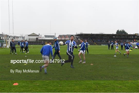 Garrycastle v Ballyboden St Endas - AIB Leinster GAA Football Senior Club Championship Semi-Final