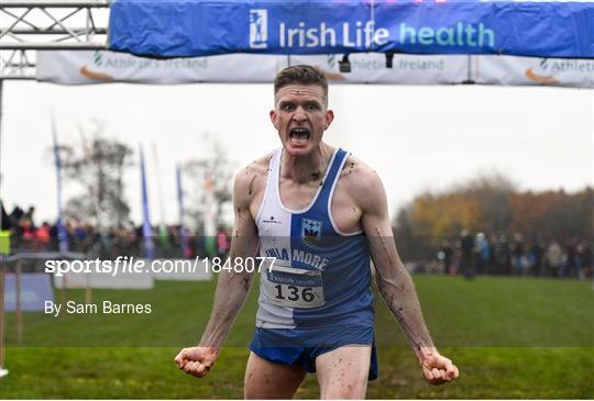 Irish Life Health National Senior, Junior & Juvenile Even Age Cross Country Championships