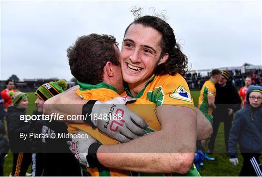 Corofin v Pádraig Pearses - AIB Connacht GAA Football Senior Club Football Championship Final