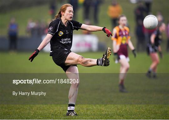 Donoughmore v MacHale Rovers – All-Ireland Ladies Junior Club Championship Final