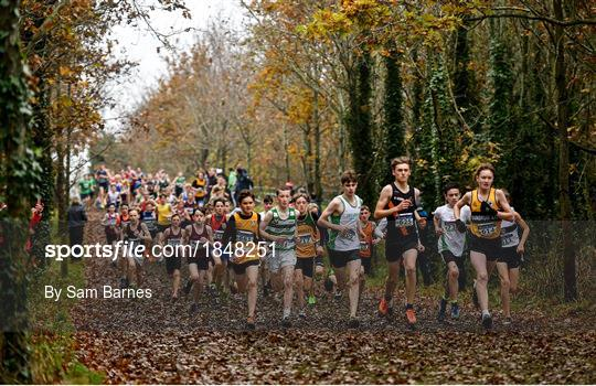 Irish Life Health National Senior, Junior & Juvenile Even Age Cross Country Championships
