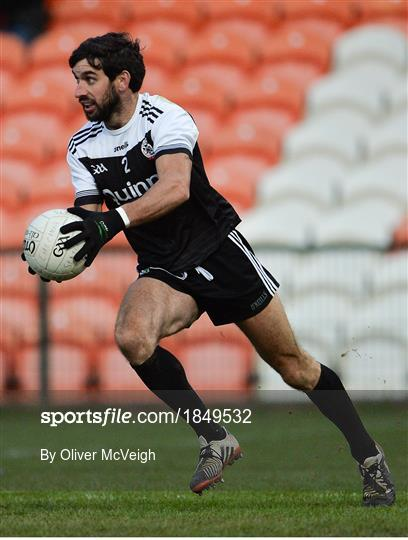 Kilcoo v Derrygonnelly - AIB Ulster GAA Football Senior Club Championship semi-final