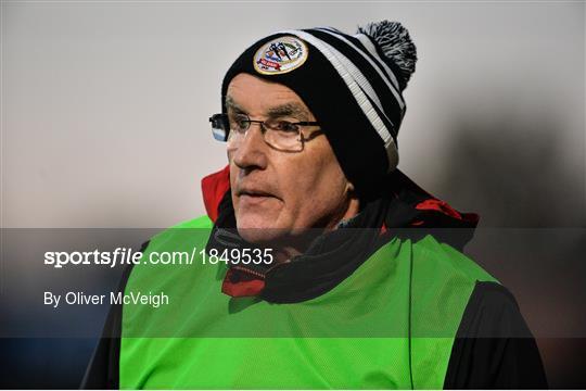 Kilcoo v Derrygonnelly - AIB Ulster GAA Football Senior Club Championship semi-final