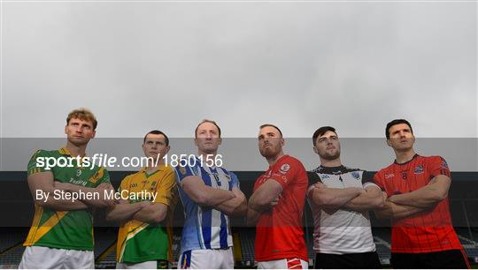 AIB Leinster Club Hurling & Football Championships Finals Launch