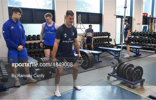 Leinster Rugby Gym Session