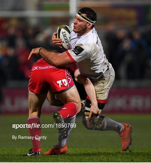 Ulster v Scarlets - Guinness PRO14 Round 7