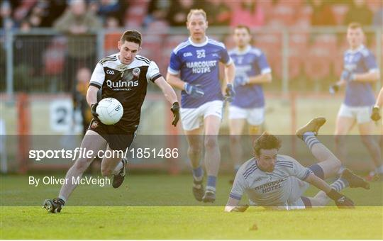 Kilcoo v Naomh Conaill - AIB Ulster GAA Football Senior Club Championship Final